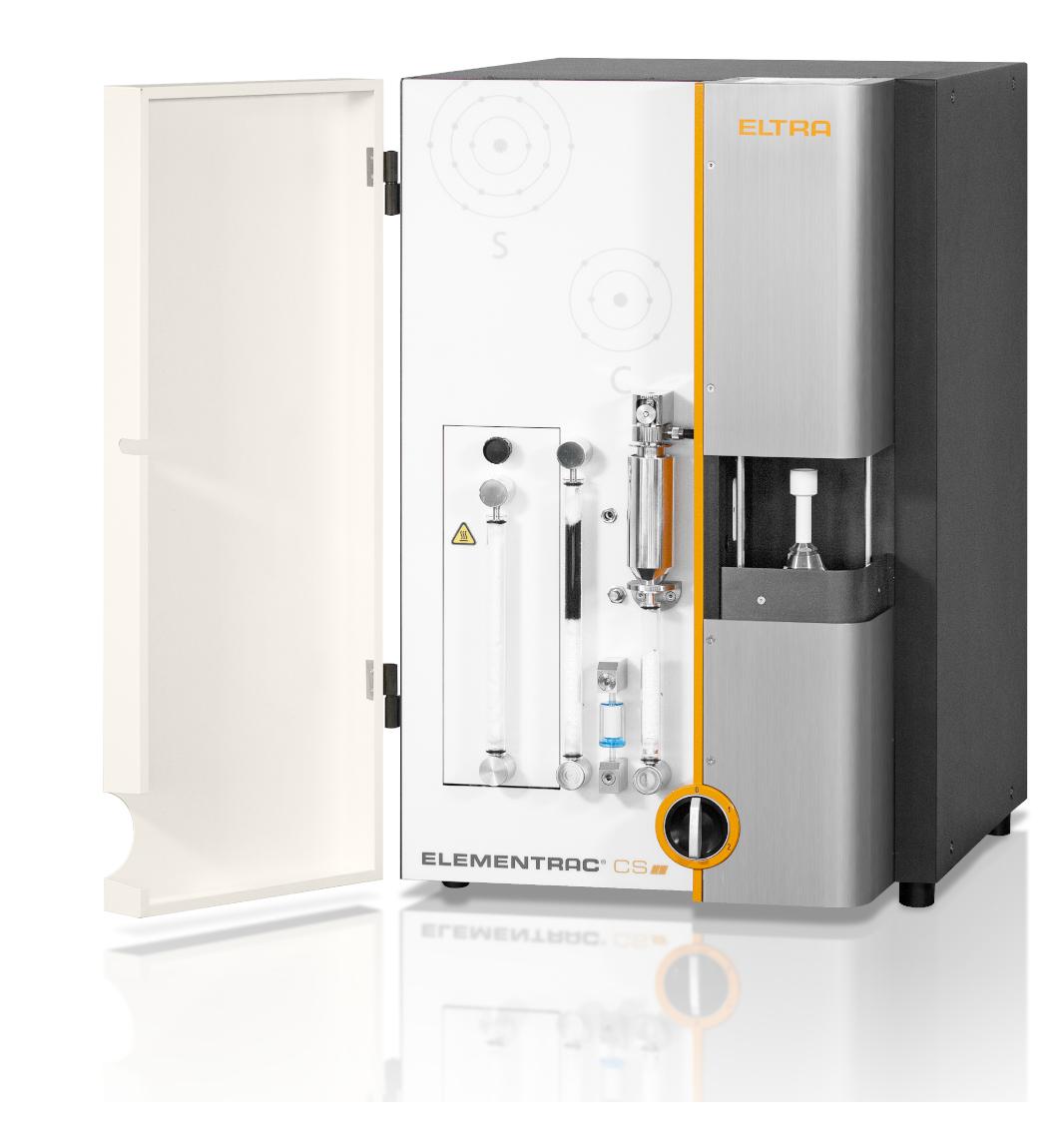 Kohlenstoff / Schwefel Analysator ELEMENTRAC CS-i