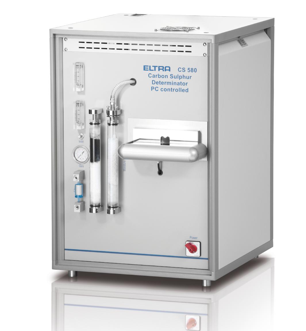 Kohlenstoff / Schwefel Analysator CS-580