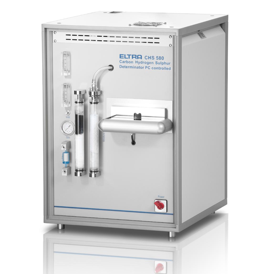 Kohlenstoff / Wasserstoff / Schwefel Analysator CHS-580