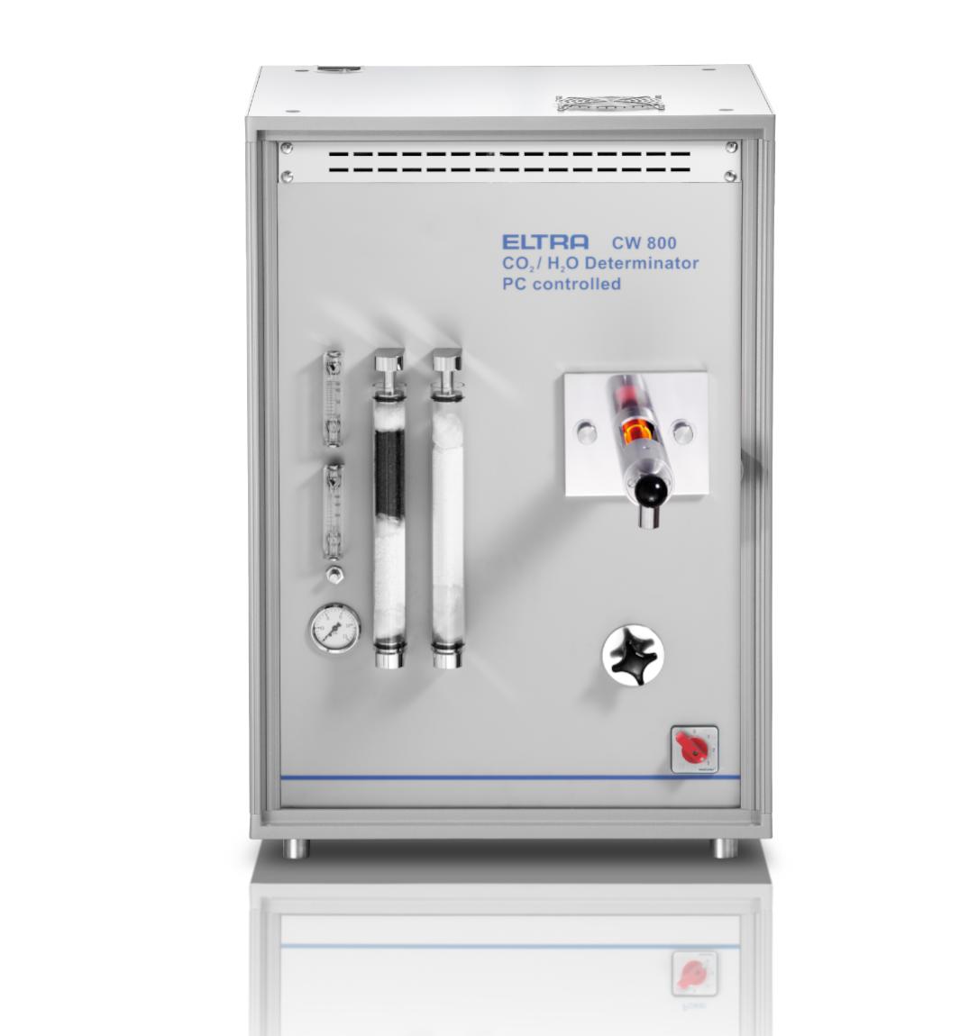 Kohlenstoff / Wasser Analysator CW-800