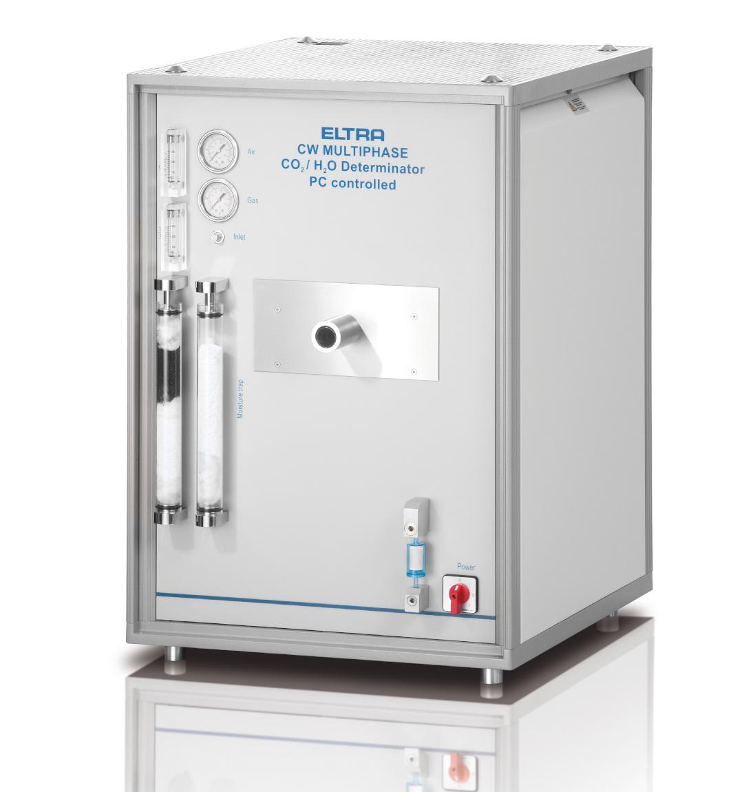 Kohlenstoff / Wasser Analysator CW-800M