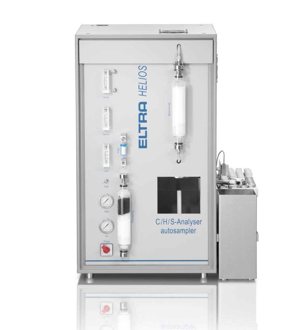 Kohlenstoff / Wasserstoff / Schwefel Analysator CHS-580A