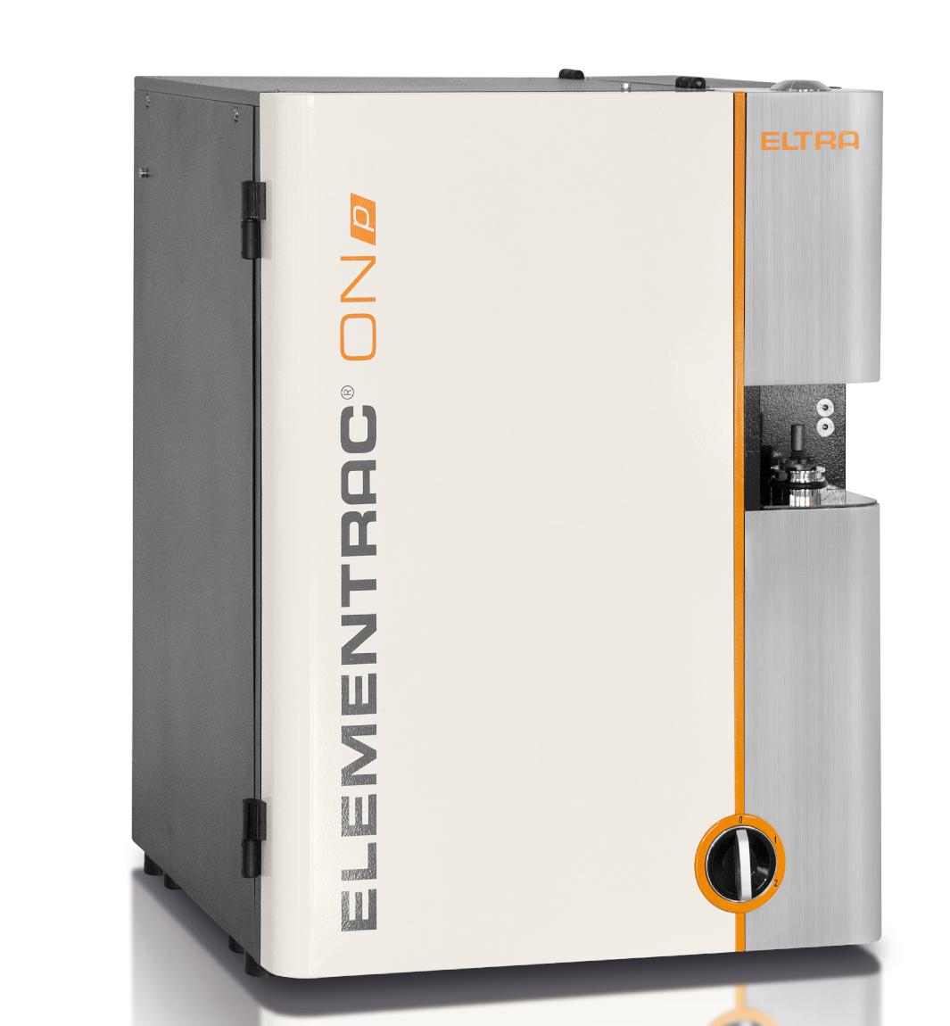 Sauerstoff / Stickstoff Analysator ELEMENTRAC ON-p