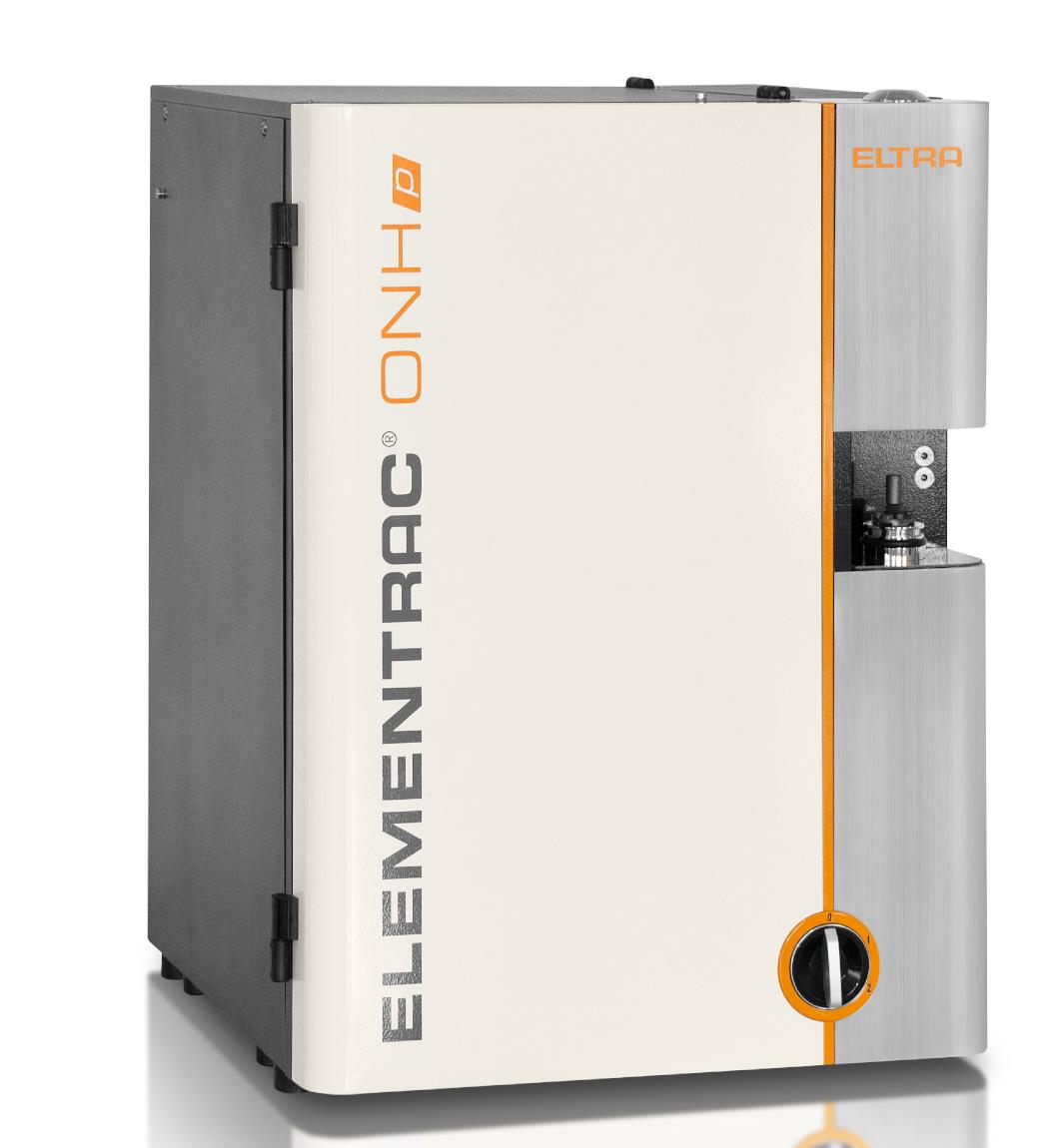 Sauerstoff / Stickstoff / Wasserstoff Analysator ELEMENTRAC ONH-p